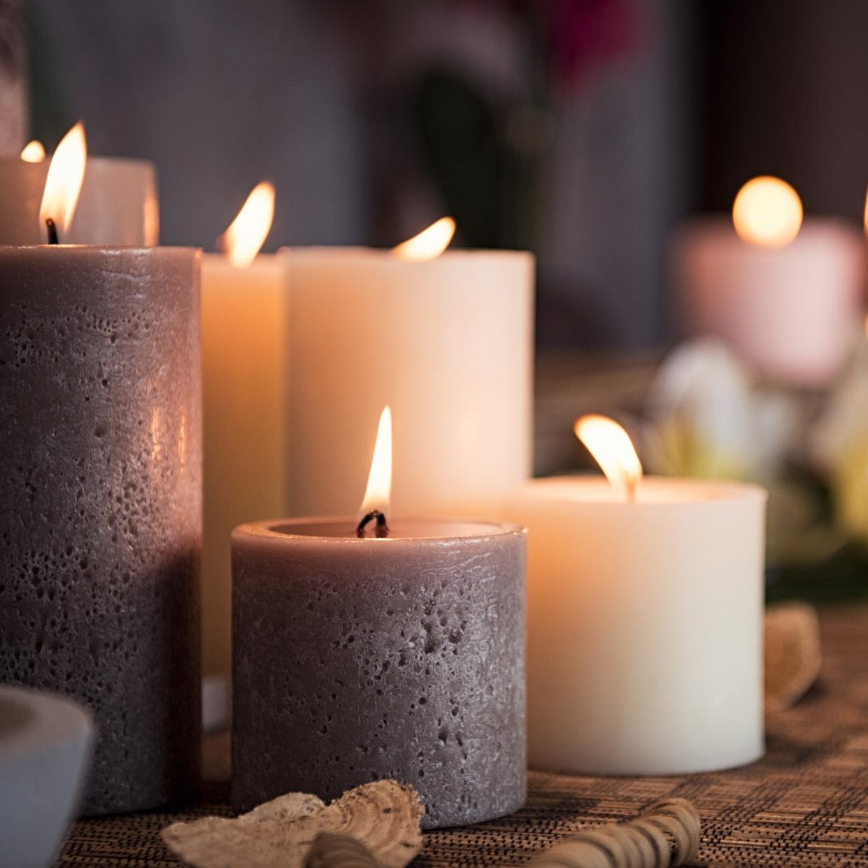 DMG Candles