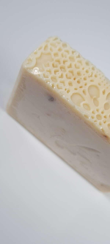 Lavender & Honey Olive Oil Goat Milk Soap