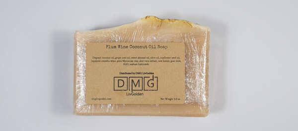 Plum Wine Soap