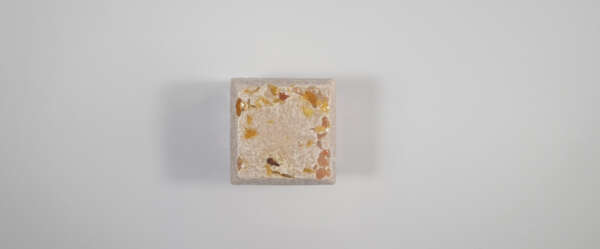 Purple Neroli Goat Milk Salt Soap